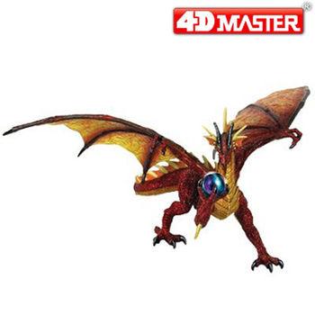 【4D MASTER】恐龍模型系列-火焰龍 24403