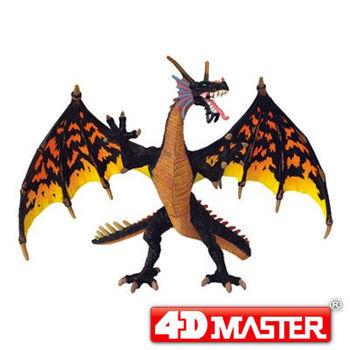 【4D MASTER】恐龍模型系列-玄祕龍 26843/24406