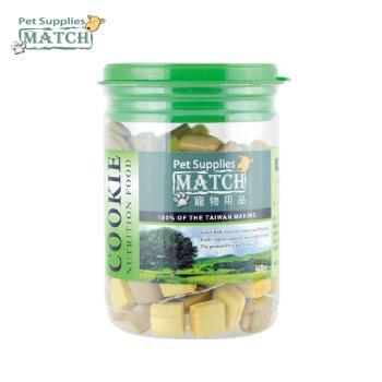 【MATCH】 綜合口味 (牛肉+起士) 夾心小餅乾 寵物零食點心  1入裝 健康營養