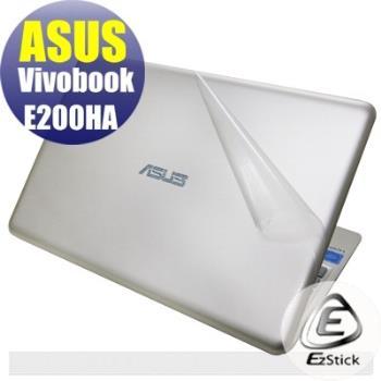 【EZstick】ASUS Vivobook E200HA 系列專用 二代透氣機身保護膜 (DIY包膜)