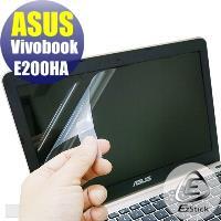 【EZstick】ASUS Vivobook E200HA 系列專用 靜電式筆電LCD液晶螢幕貼 (可選鏡面或霧面)