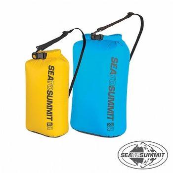 SEATOSUMMIT 70D單肩式輕量防水袋(20L)(黃色)