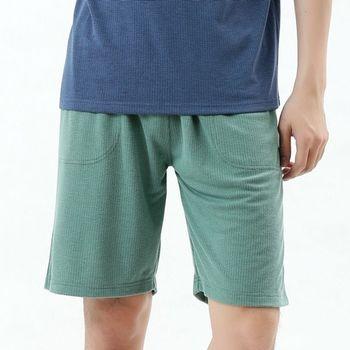 【TOMATO BEAR】型男涼感休閒短褲 (綠色)
