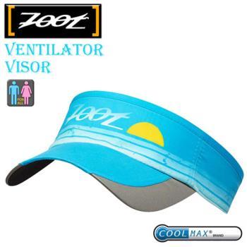 ZOOT 反光型中空帽(水藍)