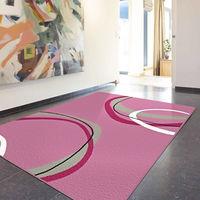 范登伯格 曼登炫麗色彩仿羊毛地毯-羅緞-160x235cm