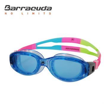 美國巴洛酷達Barracuda青少年運動型抗UV防霧泳鏡 MANTA JR #14220