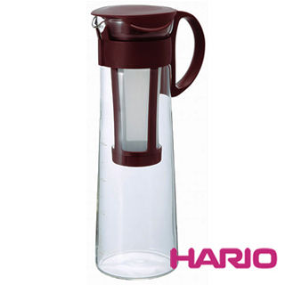 HARIO日本咖啡色冷泡咖啡壺1000ml