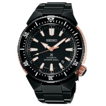 SEIKO PROSPEX SCUBA 200米潛水機械錶(SBDC041J)-45mm/6R15-03F0SD