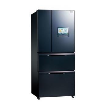 加碼送聯網攝影機【SAMPO聲寶】560公升AIE智慧節能絕PAD冰箱SR-NW56PI(B3)/SR-NW56PI(IOT)