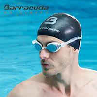 美國巴洛酷達Barracuda成人競技抗UV防霧泳鏡-FENIX#72710