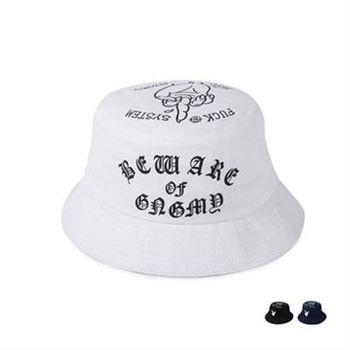 【米蘭精品】遮陽帽中指漁夫帽歐美風格街頭個性73db34