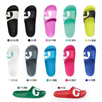 【美國 AIRWALK】輕盈舒適中性EVA休閒多功能室內外拖鞋 -男女款-共12色