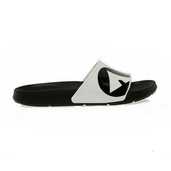【美國 AIRWALK】輕盈舒適中性EVA休閒多功能室內外拖鞋 - 白