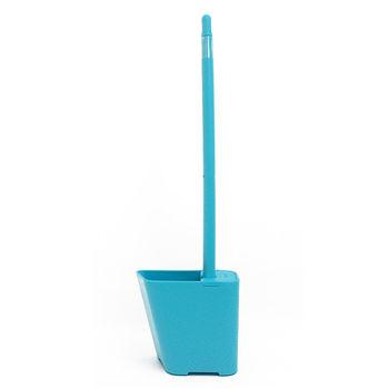 【Zakka雜貨網】Toilet Brush.Know傾倒式馬桶刷組-戀夏藍
