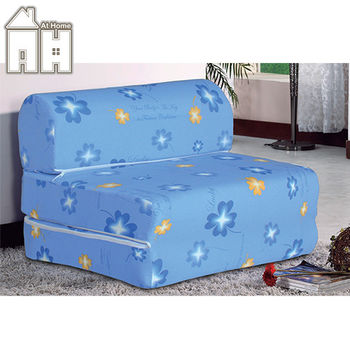 【AT HOME】幸運草3尺彈簧沙發床