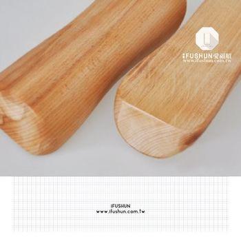 櫸木枕頭 頸椎枕 原木護頸保健護理枕 實木枕頭 硬枕頭-行動