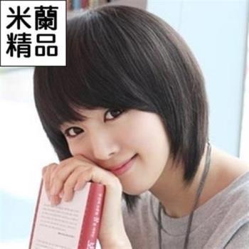 【米蘭精品】假髮整頂假髮短假髮活潑清純流行學生頭