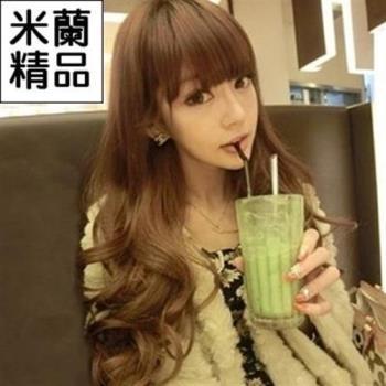 【米蘭精品】假髮整頂假髮長假髮浪漫大波浪捲髮時尚