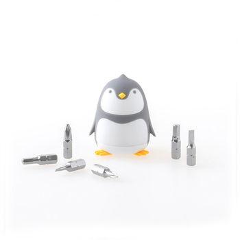 【Zakka雜貨網】 企鵝療癒系創意手工具基本款-灰色