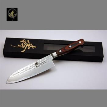 料理刀具  手作大馬士革鋼系列-180mm世界頂級廚師刀 〔臻〕高級廚具 DHC80-2M