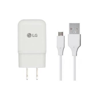 LG G5 原廠9V快速旅行充電器+ USB To Type-C傳輸充電線組 / hTC M10可用 (密封袋裝)
