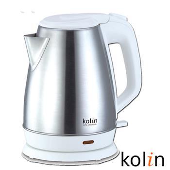 【歌林Kolin】2.0L高級304不鏽鋼快煮壺(KPK-MN2003S)