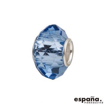 ESPANA伊潘娜 湛藍海洋純銀/琉璃串珠