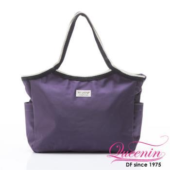 DF Queenin - 韓版輕便多用途手提包-共5色