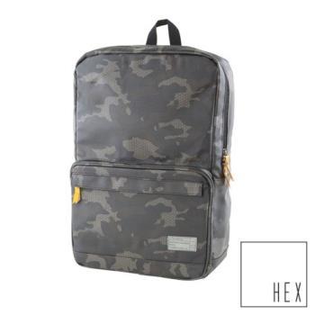 【HEX】Calibre 系列 Origin Backpack 15吋 經典筆電後背包 (迷彩)