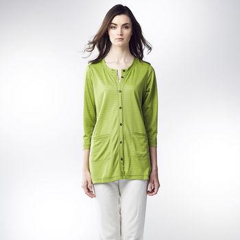 ST. MALO時尚清涼抗UV+防蚊長罩衫(2入)