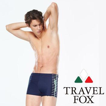 【TRAVELFOX 旅狐】MIT大男四角泳褲(C14903)