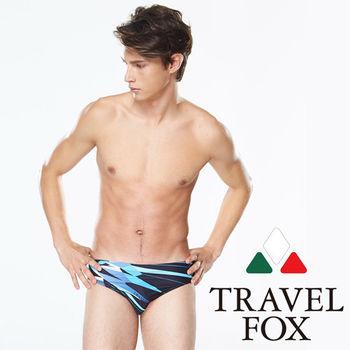 【TRAVELFOX 旅狐】 旅狐 流線型大男三角泳褲(C14909)