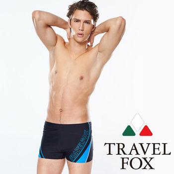【TRAVELFOX 旅狐】MIT大男四角泳褲(C14907)