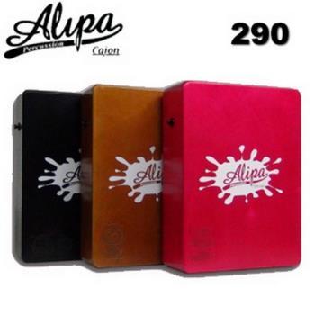 【Alipa 台灣品牌】超值套裝組 cajon木箱鼓 290系列+專用保護袋+教學書 台灣製造