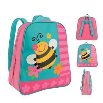 美國Stephen Joseph GOGO兒童書包/造型防水背包(小蜜蜂)