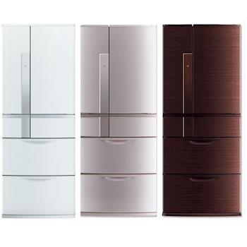 MITSUBISHI 日本原裝 三菱電冰箱 MR-JX64W 六門一級節能 635L