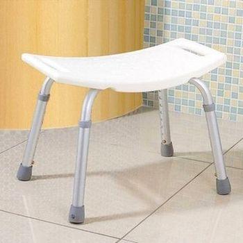 COLOR 霧面鋁合金洗澡椅