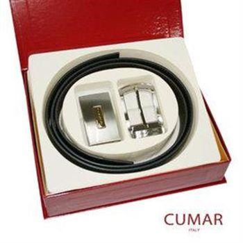 CUMAR 雙頭皮帶禮盒組 0596-11301-8