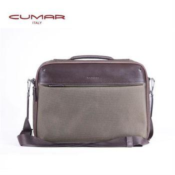 CUMAR 筆電型公事包-橄欖綠 0296-94904