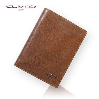 CUMAR 義大利牛皮多功能護照夾0496-A8302