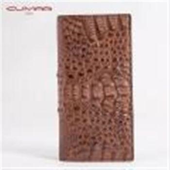 CUMAR特殊鱷魚紋長0496-E4402