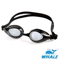 TRANSTAR 泳鏡WHALE系-德國塑鋼水滴型鏡片-抗UV防霧純矽膠-3100