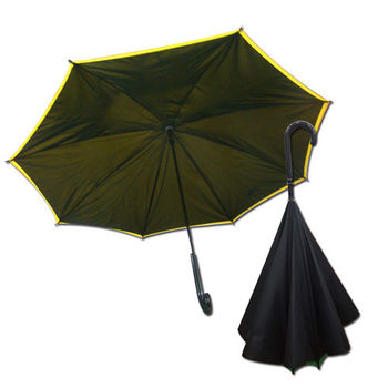 DOLEE輕巧時尚風反折傘二入