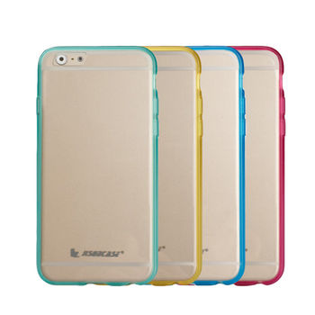 【JISONCASE】Apple iPhone 6/6S 簡約保護套