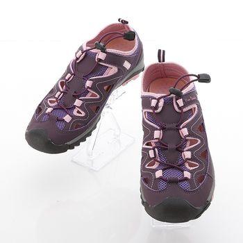 皮爾卡登護趾運動涼鞋