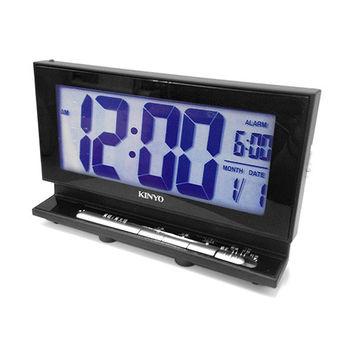 【KINYO】液晶多功能電子鐘(TD-339)