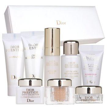 Dior 迪奧 精萃再生花蜜淨白八件組