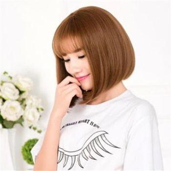 【米蘭精品】中長假髮整頂假髮韓風氣質甜美蓬鬆