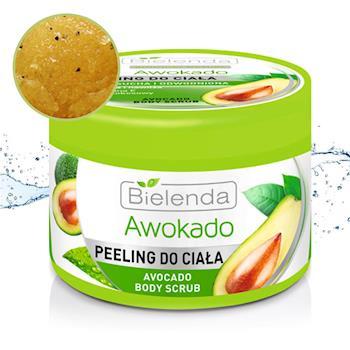 Bielenda碧爾蘭達 酪梨精華水潤去角質霜(200g)