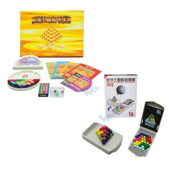 【龍博士】魔術金字塔珍藏版+202智能結晶體
